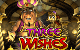 Three Wishes от Betsoft - флеш-игра на доллары в Vulkan